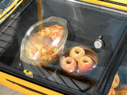 Solar Cooking
