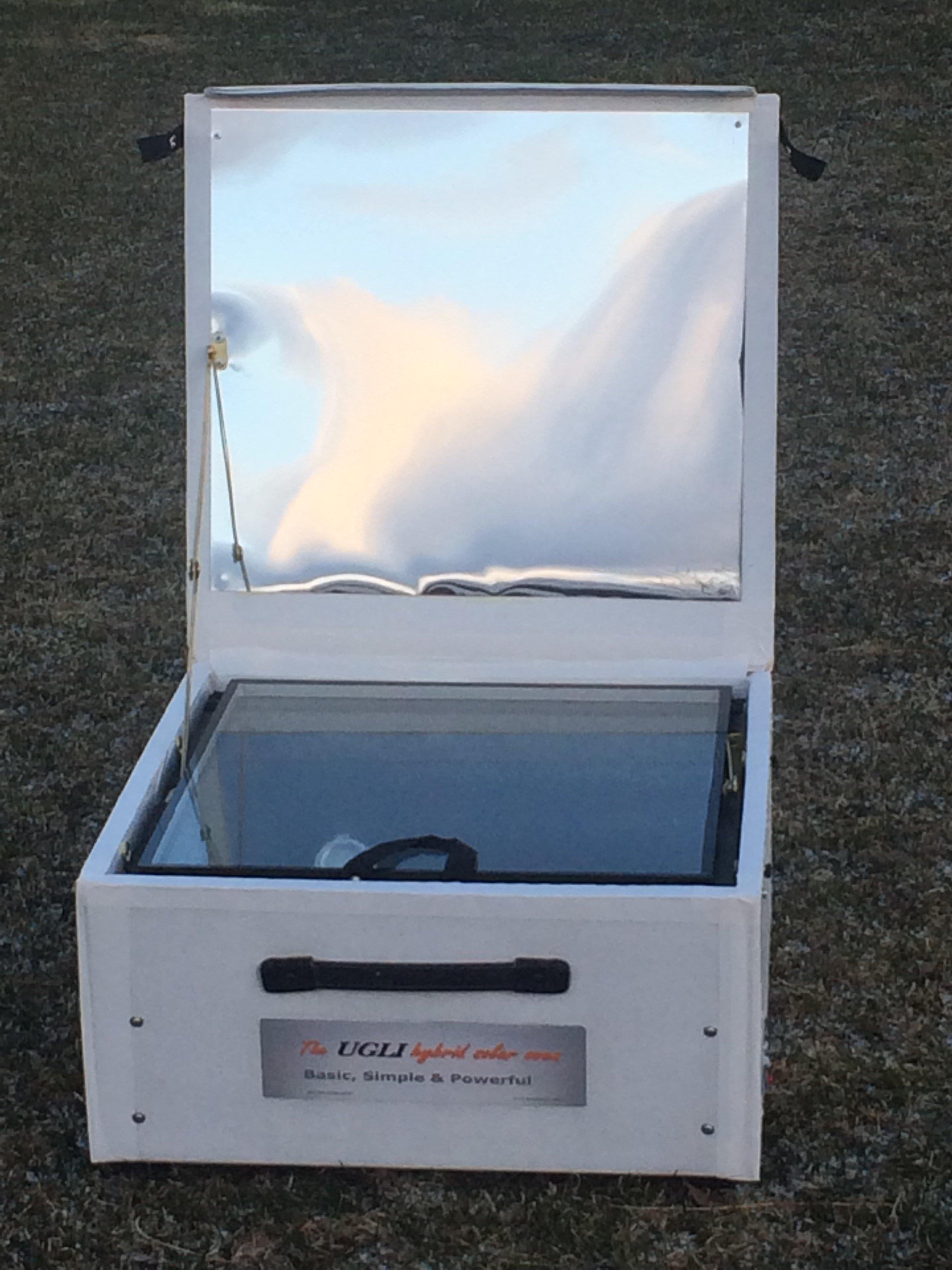 Solar Oven - Ugli Hybrid
