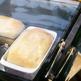 Solar Cooking Bread