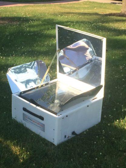 Solar Oven Hybrid