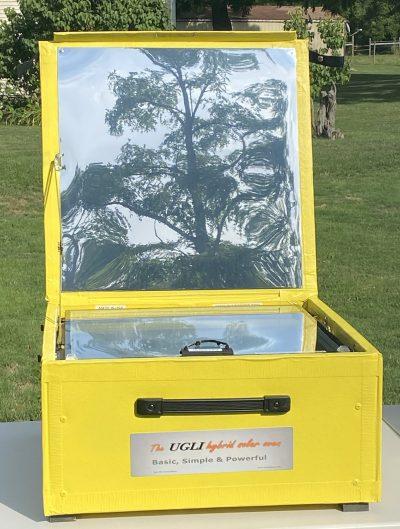 solar oven SUN UGLI HYBRID